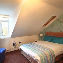 Отель Primrose Guest House 2* Стандартный номер с разными типами кроватей