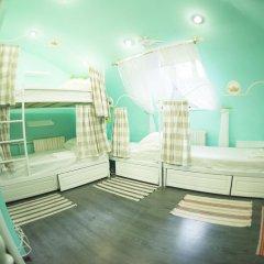 Хостел GOROD Патриаршие Кровать в общем номере с двухъярусной кроватью фото 12