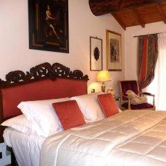 Отель Country House Casino di Caccia Стандартный номер с различными типами кроватей фото 15