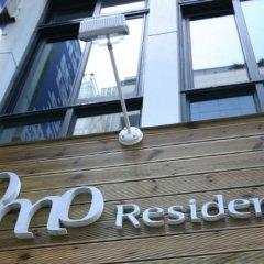 Отель Tomo Residence фитнесс-зал