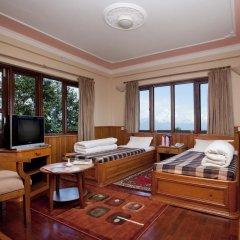 Отель Nagarkot Sunshine Hotel Непал, Нагаркот - отзывы, цены и фото номеров - забронировать отель Nagarkot Sunshine Hotel онлайн комната для гостей фото 4