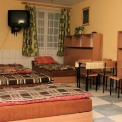 Отель PATRON GDANSK w CENTRUM Кровать в общем номере с двухъярусной кроватью