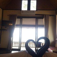 Отель Saladan Beach Resort 3* Бунгало с различными типами кроватей фото 4