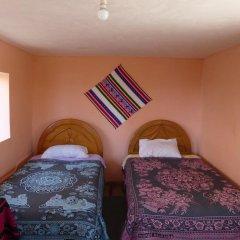 Отель Casa Inti Lodge Стандартный номер с различными типами кроватей (общая ванная комната) фото 10