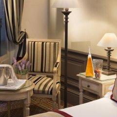 Отель Best Western Premier Trocadero La Tour 4* Стандартный номер фото 2