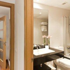 Отель AB Aragó Executive Suites ванная