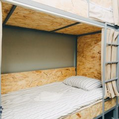 Хостел Bliss Кровать в общем номере с двухъярусной кроватью фото 4