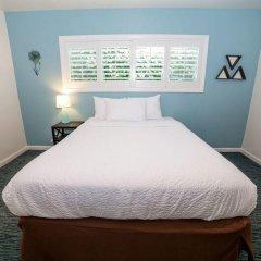 Отель Santa Monica Motel 2* Стандартный номер с различными типами кроватей фото 4