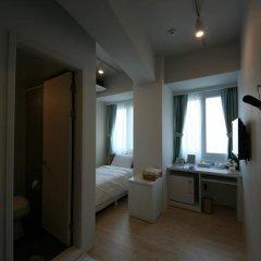 Отель Wons Ville Myeongdong 2* Стандартный номер с различными типами кроватей фото 7