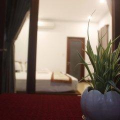 Отель Trust Homestay Villa сейф в номере