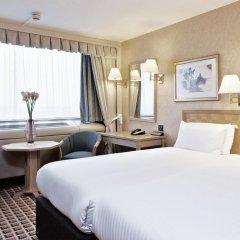 Copthorne Tara Hotel London Kensington 4* Стандартный номер с различными типами кроватей фото 5