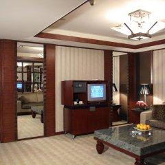 Harriway Garden Hotel Houjie 4* Люкс с различными типами кроватей фото 2
