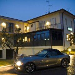 Отель Main Street Италия, Римини - отзывы, цены и фото номеров - забронировать отель Main Street онлайн вид на фасад фото 3
