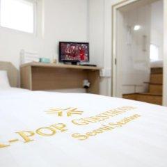 Отель K-POP GUESTHOUSE Seoul Station 2* Номер категории Эконом с различными типами кроватей фото 5
