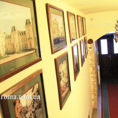 Хостел Вилла Рома интерьер отеля фото 3