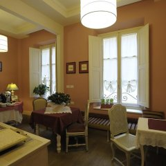 Отель La Dimora Degli Angeli 3* Стандартный номер с различными типами кроватей фото 17