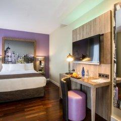 Отель Leonardo Hotel Madrid City Center Испания, Мадрид - 1 отзыв об отеле, цены и фото номеров - забронировать отель Leonardo Hotel Madrid City Center онлайн удобства в номере фото 2