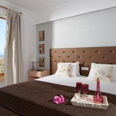 Notos Heights Hotel & Suites 4* Улучшенная студия с различными типами кроватей фото 15