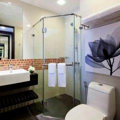 Отель Aspira Prime Patong 3* Улучшенный номер двуспальная кровать фото 9