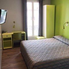 Отель H33 hôtel 2* Номер категории Эконом с различными типами кроватей фото 3
