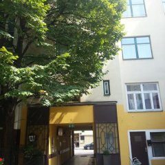 Отель Appartementhotel Marien-Hof Австрия, Вена - 1 отзыв об отеле, цены и фото номеров - забронировать отель Appartementhotel Marien-Hof онлайн парковка