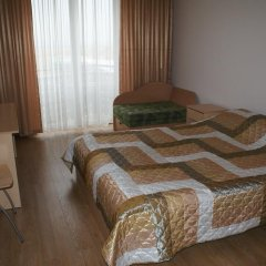 Отель Motel Istros Aviaparkas Литва, Паневежис - отзывы, цены и фото номеров - забронировать отель Motel Istros Aviaparkas онлайн комната для гостей фото 4