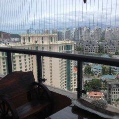 Апартаменты Duoleju Family Seaview Apartment Стандартный номер с различными типами кроватей фото 5