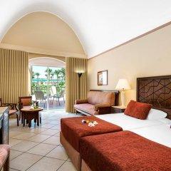 Отель Iberotel Makadi Beach 5* Улучшенный номер с 2 отдельными кроватями фото 2