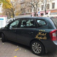 Гостиница Фраполли городской автобус
