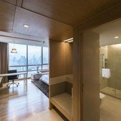 Pathumwan Princess Hotel 5* Номер категории Премиум с различными типами кроватей фото 12
