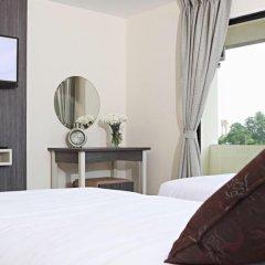 The Zen Hotel Pattaya 3* Номер Делюкс с различными типами кроватей фото 10