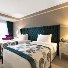 Отель Metropolitan Hotels Taksim 4* Стандартный номер с различными типами кроватей фото 6