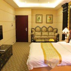 Xiamen Alice Theme Hotel 3* Стандартный номер фото 5