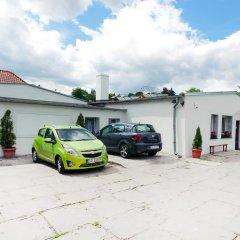 Hostel - Kartuska парковка
