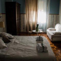 Отель Guelio al Massimo Suites&Breakfast Италия, Палермо - отзывы, цены и фото номеров - забронировать отель Guelio al Massimo Suites&Breakfast онлайн комната для гостей фото 5