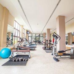 Отель Rezydencja Nosalowy Dwór фитнесс-зал фото 2
