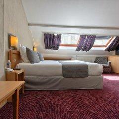Отель Timhotel Paris Gare de Lyon 3* Стандартный номер с различными типами кроватей фото 3