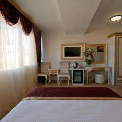 Vali Konak Hotel 4* Номер Делюкс с различными типами кроватей фото 9