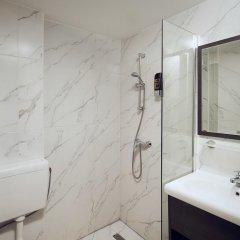 Отель Belfort Hotel Нидерланды, Амстердам - 8 отзывов об отеле, цены и фото номеров - забронировать отель Belfort Hotel онлайн ванная фото 2
