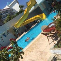 Отель Canlar Otel Сиде бассейн фото 2