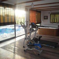Отель Durazzo Resort & Spa фитнесс-зал фото 3