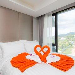 Отель 6th Avenue Surin Beach Студия с различными типами кроватей фото 4