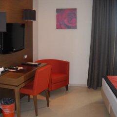 Hotel Tiber 4* Улучшенный номер с различными типами кроватей