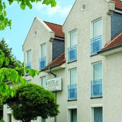 Hotel Fallersleber Spieker 3* Стандартный номер с различными типами кроватей фото 4