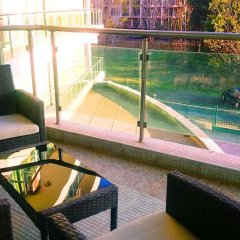 Отель VIP Apartment in Sunny Beach Болгария, Солнечный берег - отзывы, цены и фото номеров - забронировать отель VIP Apartment in Sunny Beach онлайн спортивное сооружение