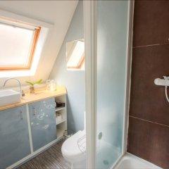 Отель B&B Lit De Senne ванная фото 2