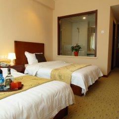 Tianjin Inner Mongolia Jinma Hotel 3* Номер Бизнес с 2 отдельными кроватями фото 2