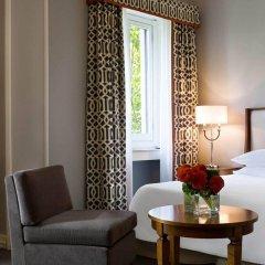 Отель Sheraton Diana Majestic, Milan 4* Представительский номер с разными типами кроватей фото 2