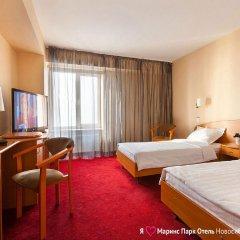 Marins Park Hotel Novosibirsk 4* Стандартный номер с двуспальной кроватью фото 7