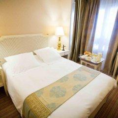 Отель Hôtel Champerret Héliopolis 3* Стандартный номер с различными типами кроватей фото 3